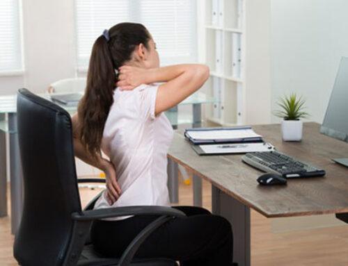 Thuis werken? Voorkom klachten met een optimale werkhouding